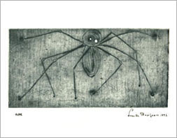 Louise BOURGEOIS Ode a ma Mere