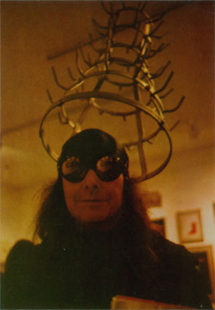James Lee BYARS by Sigmar Polke. 1974