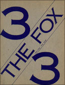 The FOX, Number 3. 1976