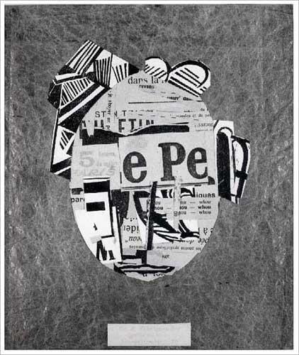 dadaism collages raoul hausmann friedrich vordemberge. Black Bedroom Furniture Sets. Home Design Ideas