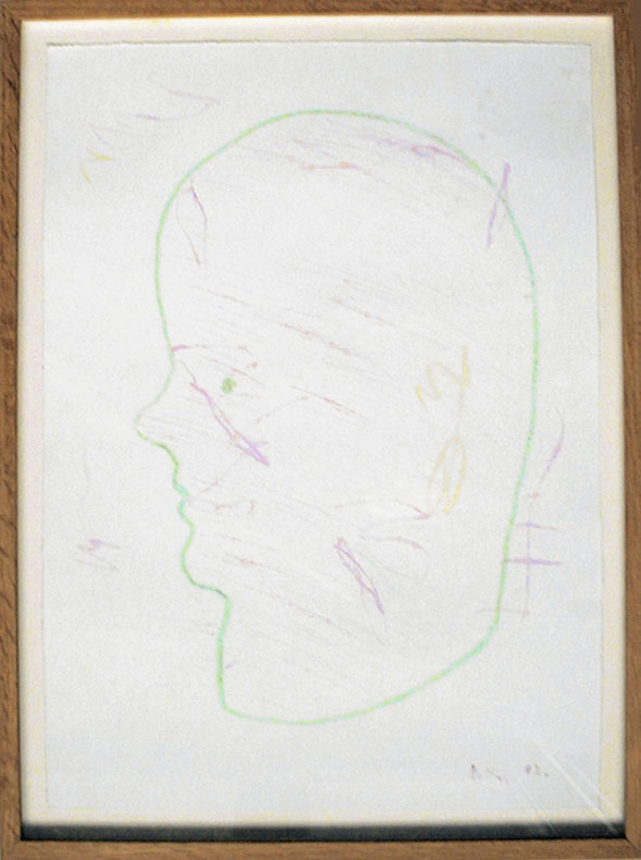 Ivan KOZARIC Drawing Portrait