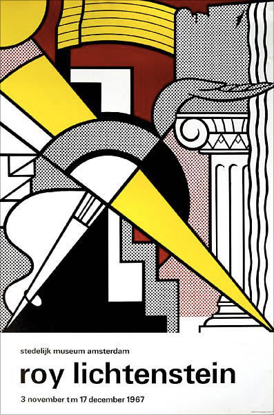 Roy lichtenstein prints for Poster roy lichtenstein