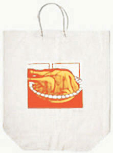 Roy LICHTENSTEIN: Turkey Shopping Bag. 1964