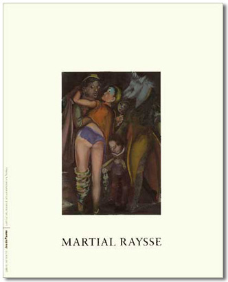 Retrospective Martial RAYSSE.