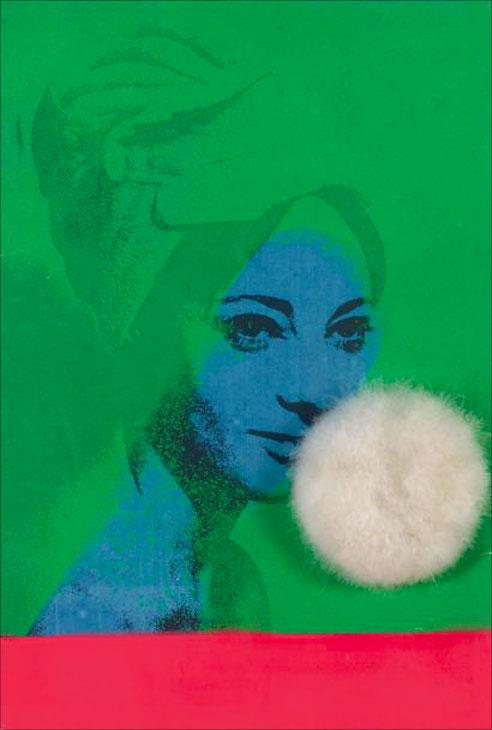 Assez Martial RAYSSE Nouveau Realisme, Pop Art QM51