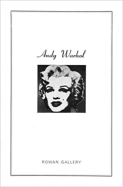 Andy WARHOL Most Wanted Men