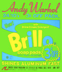 Andy WARHOL Brillo